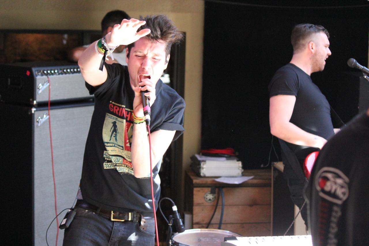 Bastille Performs at SXSW 2013 in Austin, Texas