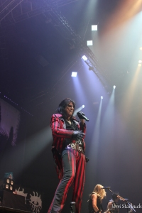 Alice Cooper Performs at Cedar Park Center in Austin