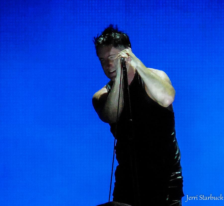 Nine Inch Nails Performs inAustin