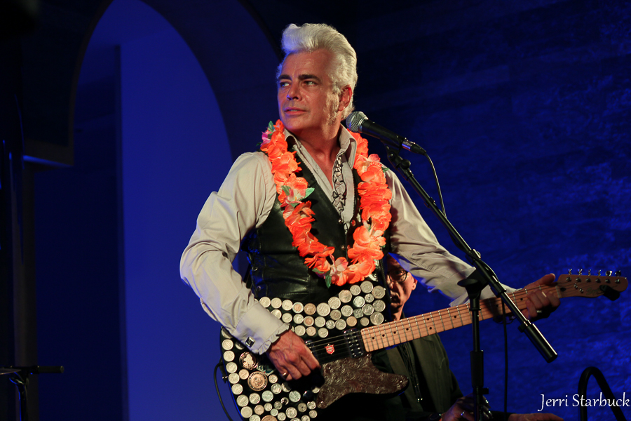 Dale Watson Performs at the Blanton Museum in Austin,Texas