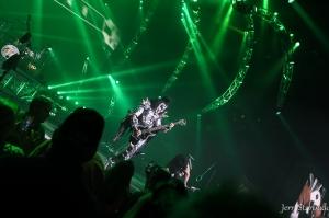 KISS Performs in Houston Texas