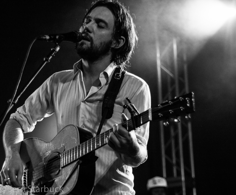 Conor Oberst Performs with Angst inAustin