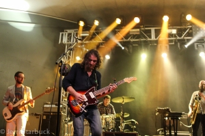 The War on Drugs Perform in Austin