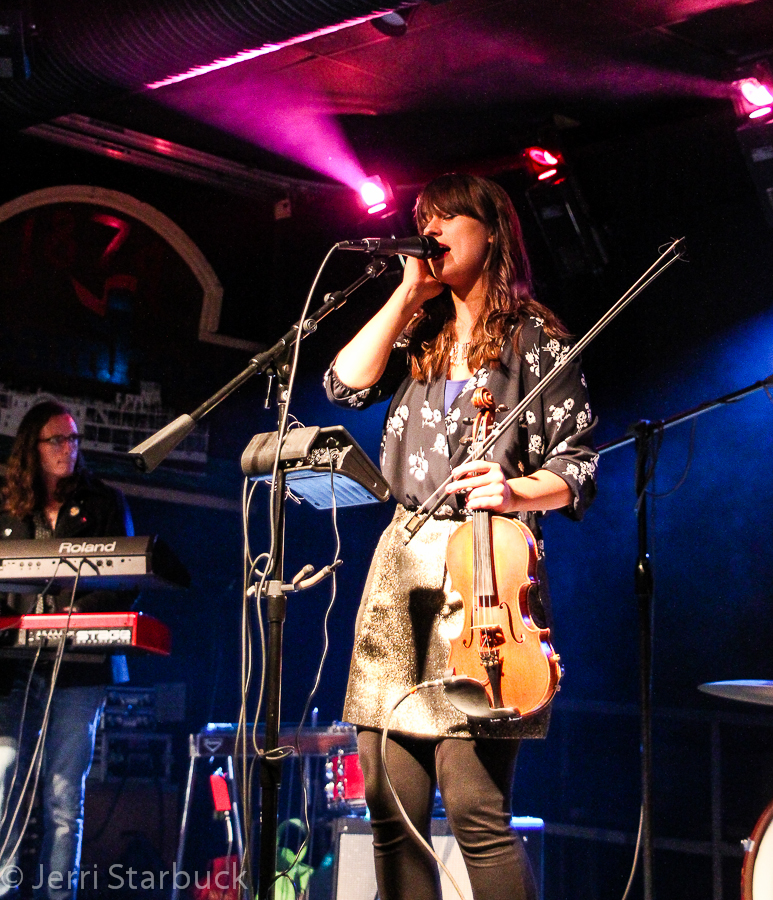Ruby Jane Performs inAustin