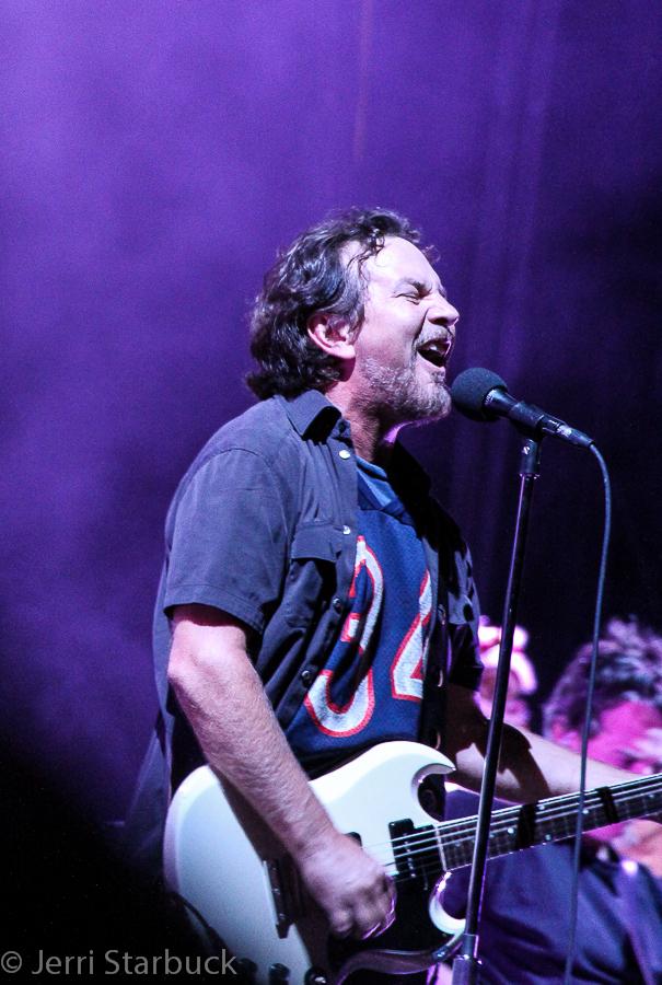Pearl Jam Performs inAustin