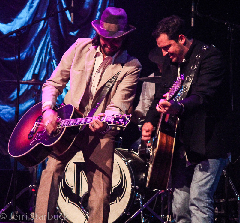 Reckless Kelly and Family Perform inAustin