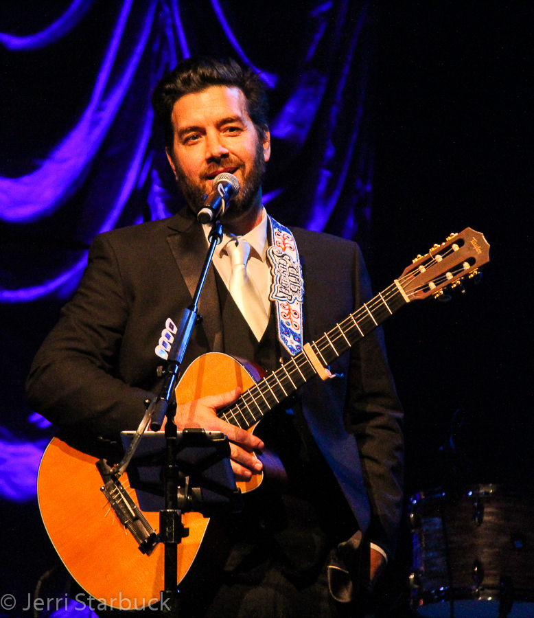 Bob Schneider Performs at ACL Live with his Moonlight Orchestra, Tosca String Quartet, Max Frost, Lex Land, and ErinIvey
