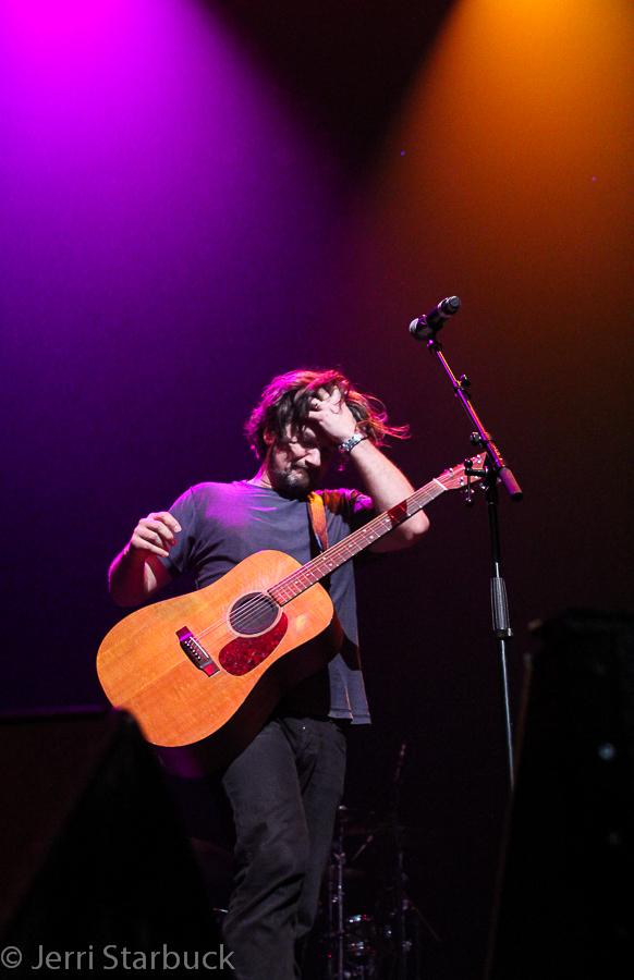 Matt Nathanson Performs in Austin withTrain