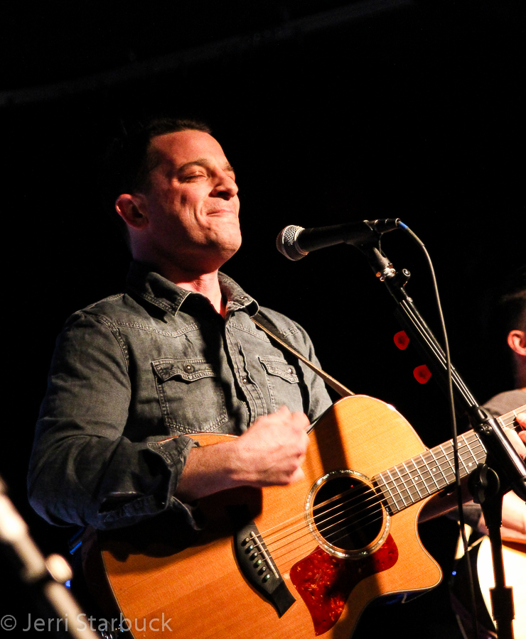 O.A.R. Performs at The Roost inAustin