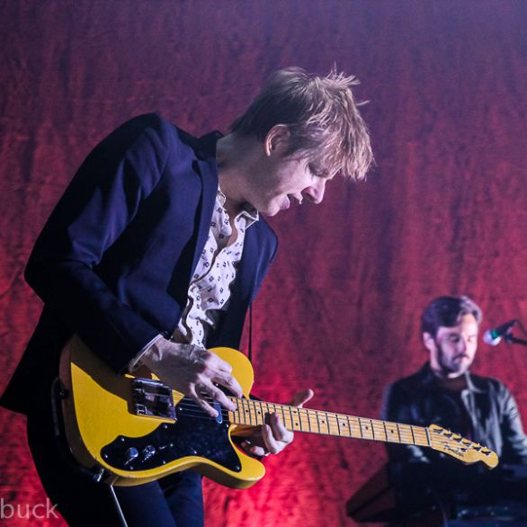 Spoon at ACL Live at the Moody Theater