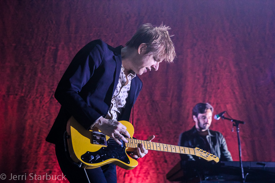 Spoon Performs at SXSW 2015 at ACLLive
