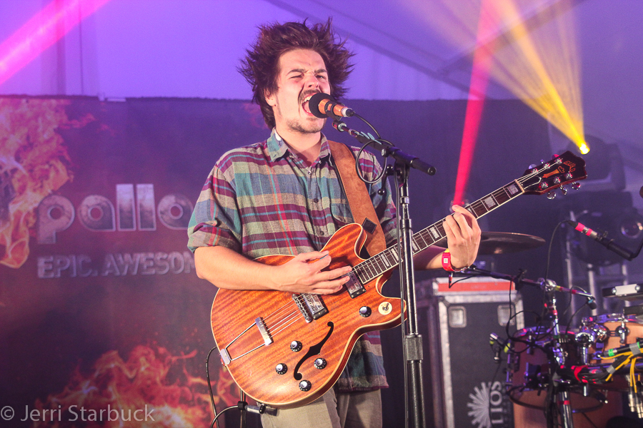 Milky Chance Performs at SXSW2015