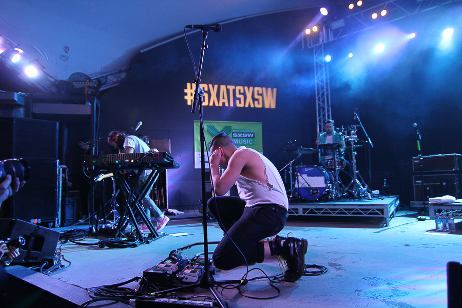 Bleachers Performed at SXSW 2015 in Austin-Photos