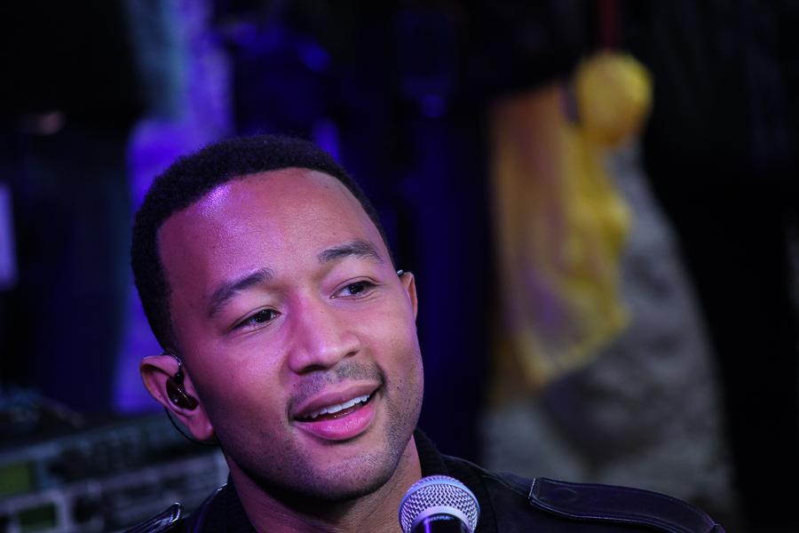 John Legend Performs at SXSW inAustin