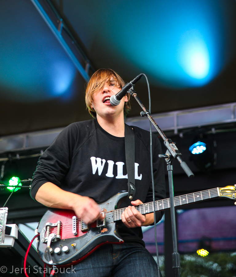 Photos Arcade Fire's Will Butler Performs at SPIN SXSW2015