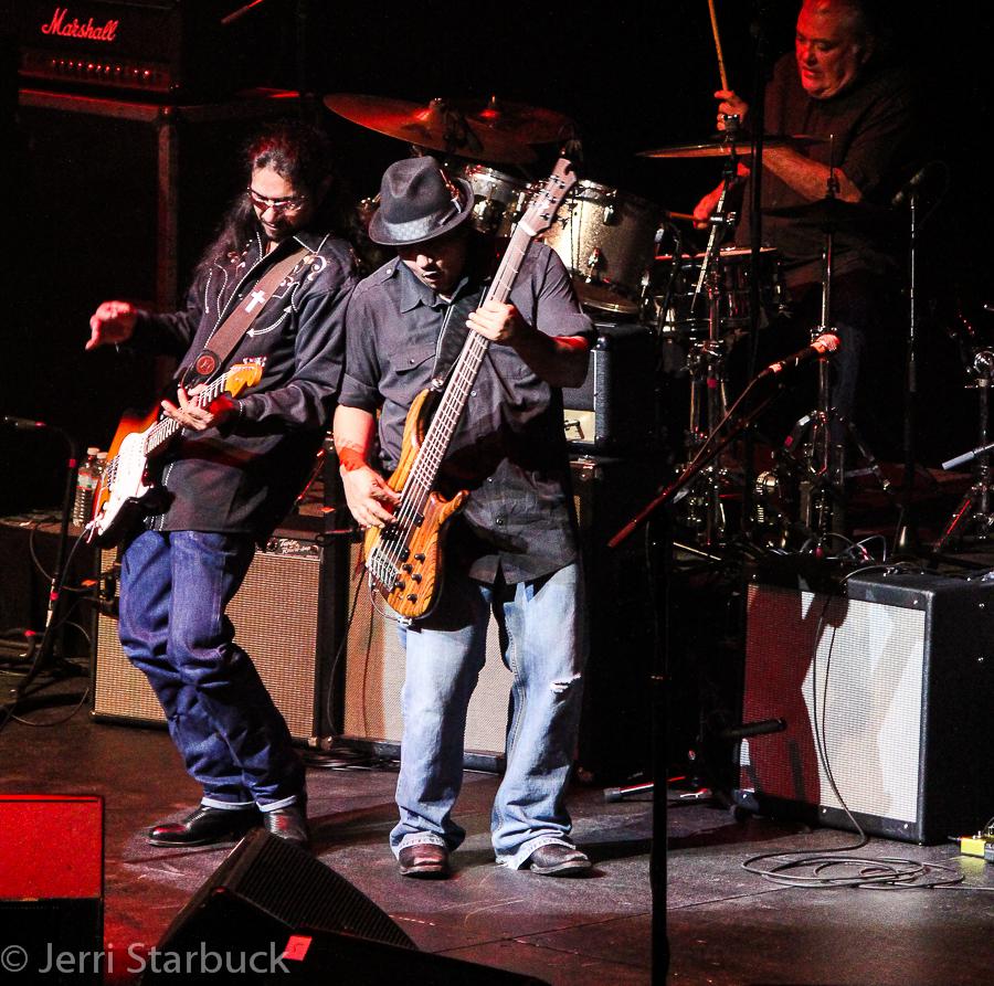 Los Lonely Boys Perform at Austin CityLimits