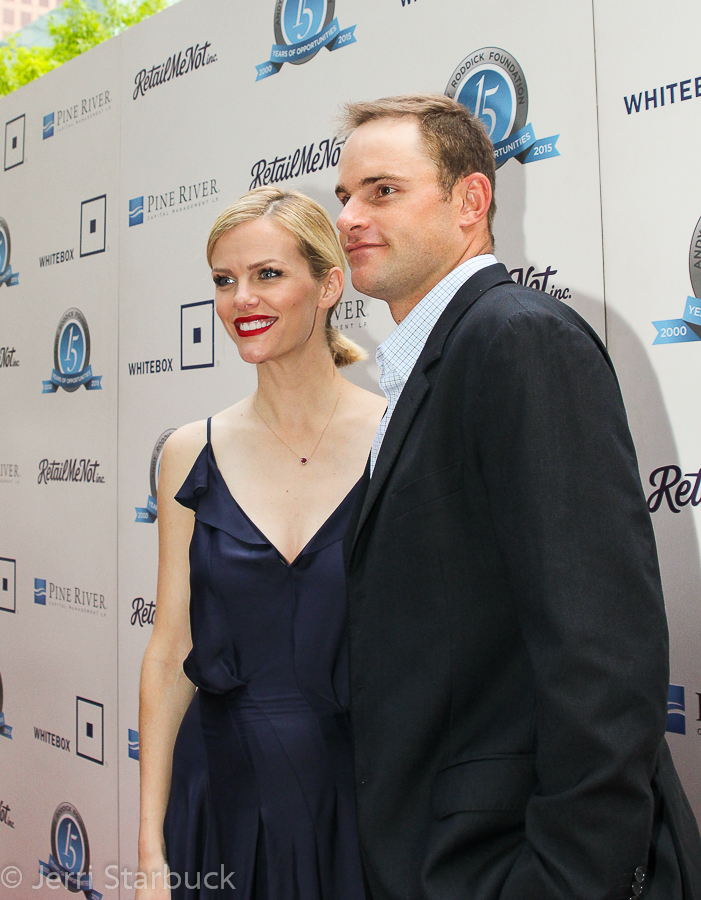 Andy Roddick Foundation Red Carpet at ACLLive