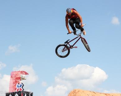 BMX Dirt Daniel Sandoval