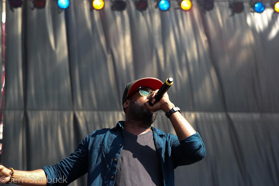 Rapper Talib Kweli Performs at X GamesAustin