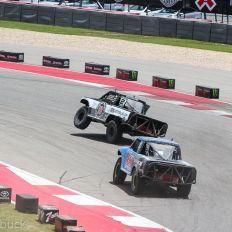 Off-Road Truck Racing