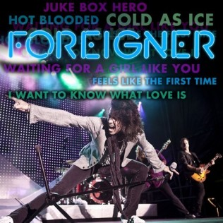 Preview: Foreigner Knows What LoveIs