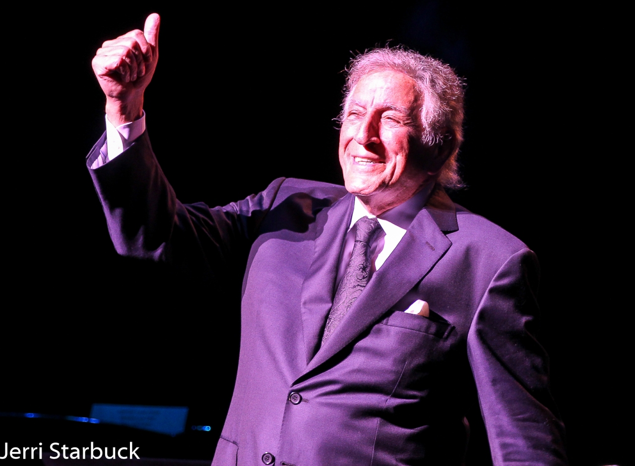 Tony Bennett Brings Class And Charm ToAustin
