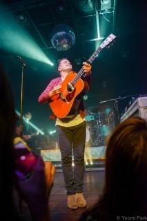Parachute performs at The Parish in Austin, TX on April 27, 2016. Shot by Yoomi Park