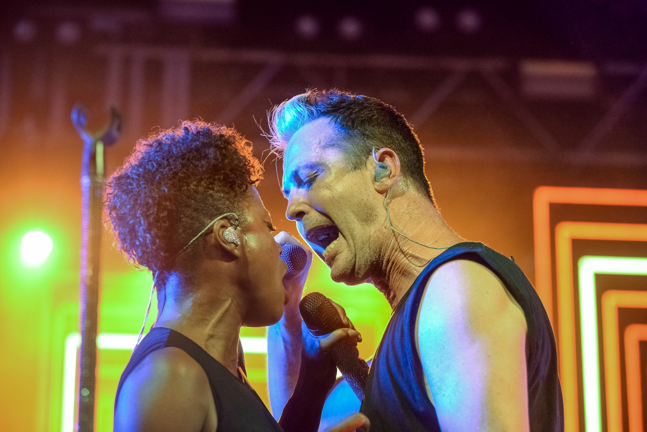 Fitz & The Tantrums Returned To Austin With ZellaDay