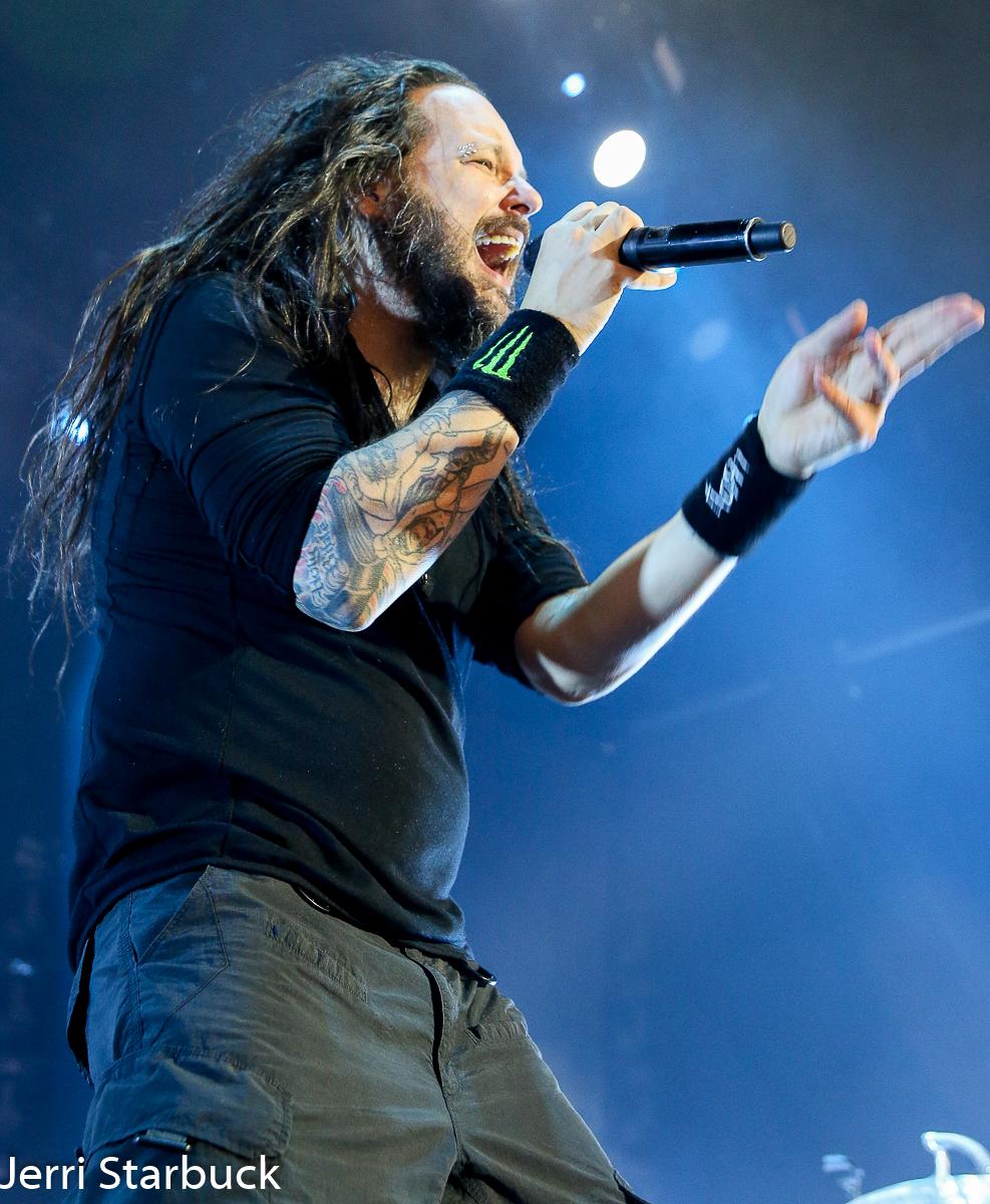 Korn Brought Metal Madness toTexas