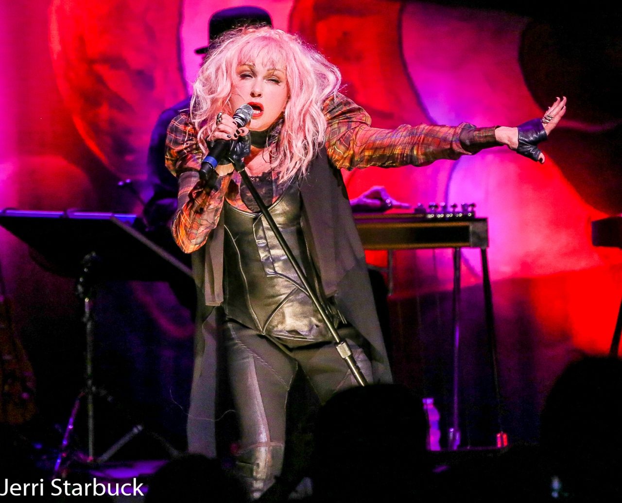 Cyndi Lauper at ACL Live: Her Country MusicWalkabout
