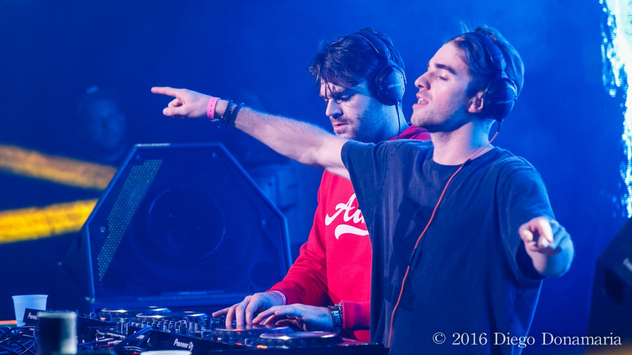 The Chainsmokers Lit it Up at ACL FestPhotos