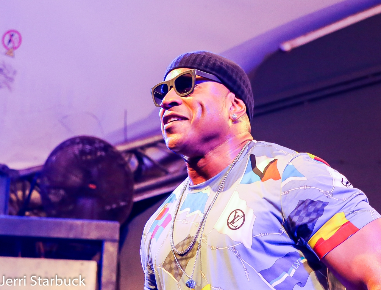 LL Cool J Brought Old-School Rap to ACL FestPhotos