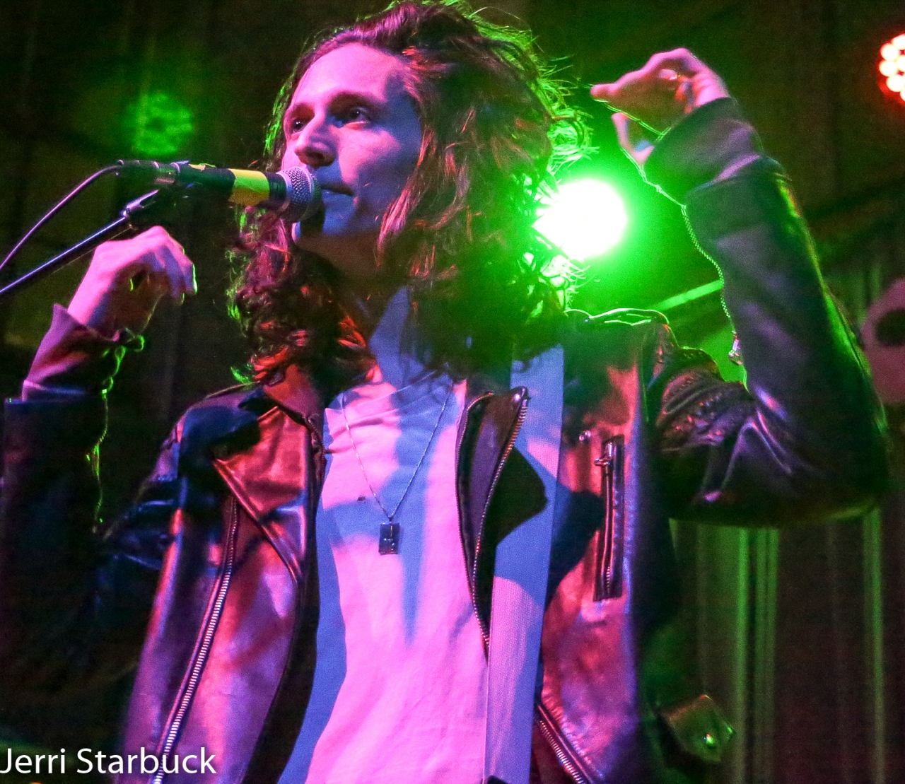 Nick Valensi Brought New Band CRX ToAustin