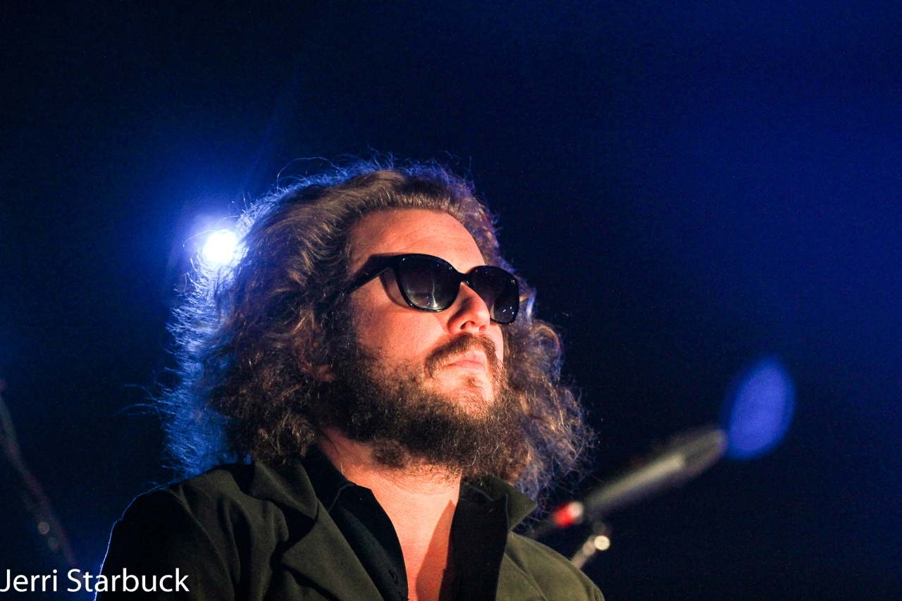 Jim James Was Totally Cosmic at ACLLive