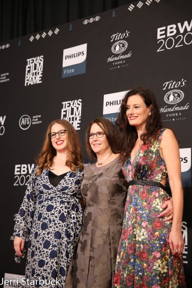 Sarah Ann Mockbee, Rebecca Campbell, Holly Herrick