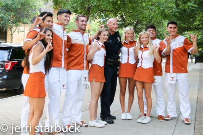 UT Cheerleaders