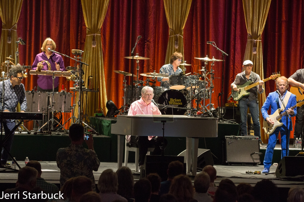 Beach Boys Legend Brian Wilson Brings Pet Sounds toAustin