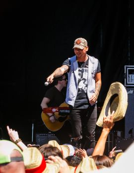 Iheart country daytime11-2017-Kane Brown