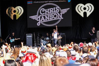 Iheart country daytime27-2017-Chris Jenson