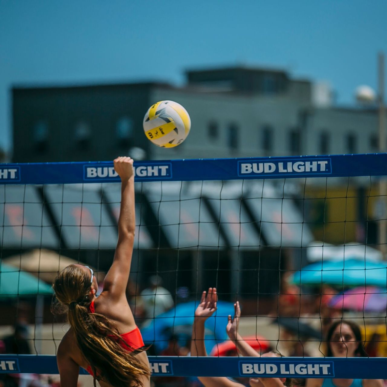 AVP Beach Volleyball Comes toAustin!