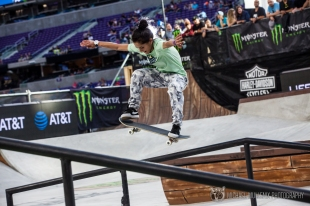 X-Games Day 2 4 Kate Shengeliya