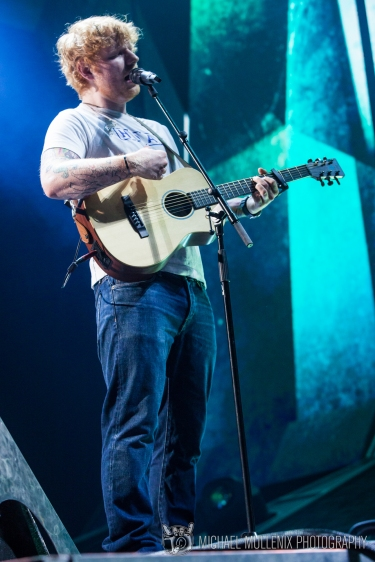 Ed Sheeran - AT&T Center 2017 1