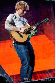 Ed Sheeran - AT&T Center 2017 14