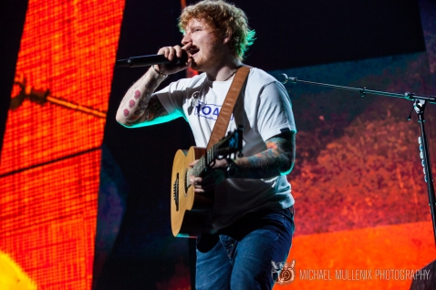 Ed Sheeran - AT&T Center 2017 17