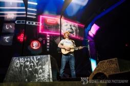 Ed Sheeran - AT&T Center 2017 3