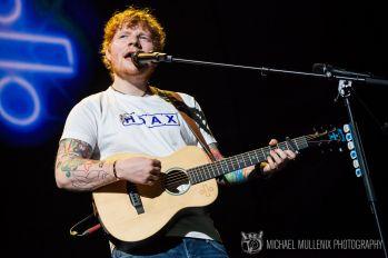Ed Sheeran - AT&T Center 2017 4