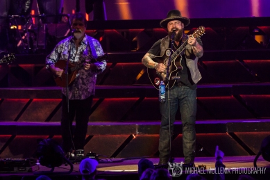 Zac Brown Band - Austin360 Amphitheater 2017 18