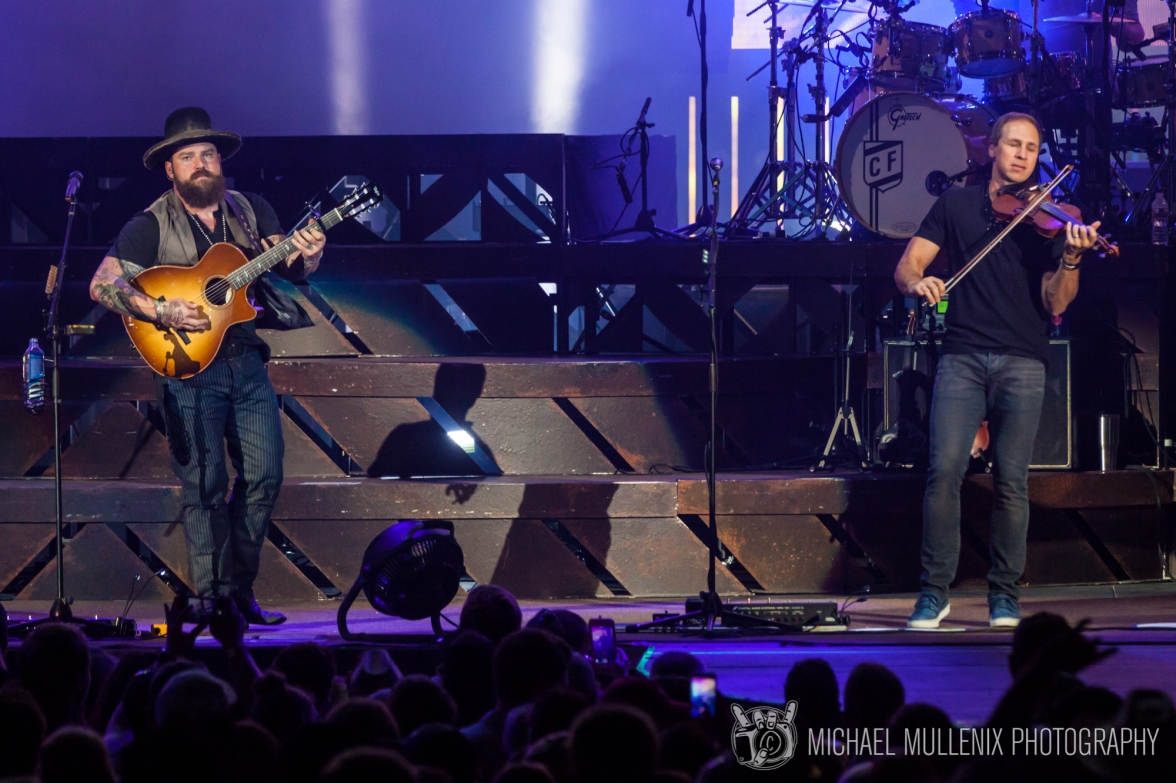Zac Brown Band - Austin360 Amphitheater 2017 2