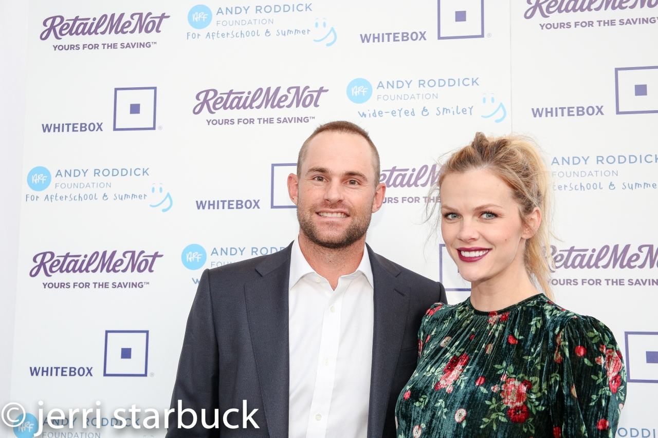 Andy Roddick Foundation Gala 2017 at ACLLive