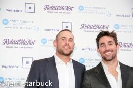 Andy Roddick, Jake Owen
